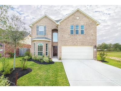 Conroe Single Family Home For Sale: 625 Pine Creek Drive