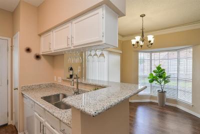 Houston Condo/Townhouse For Sale: 3600 Jeanetta Street #1201
