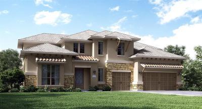 Fulshear TX Single Family Home For Sale: $674,588