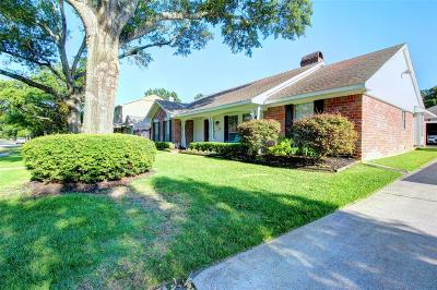 Houston Single Family Home For Sale: 10703 Valley Forge Drive