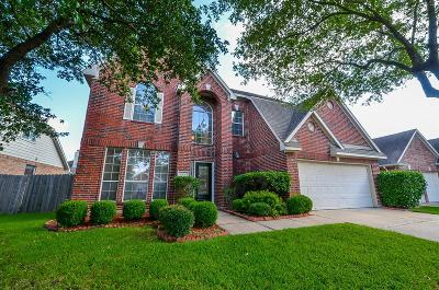 Galveston County, Harris County Single Family Home For Sale: 13610 Birch Canyon Court