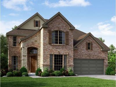 Riverstone Single Family Home For Sale: 3811 Dogwood Canyon Lane
