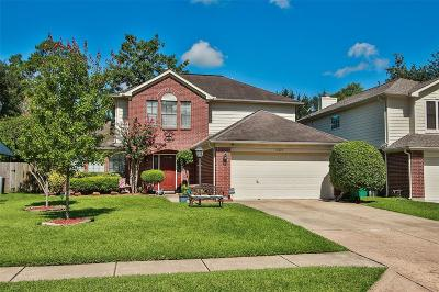 Cypress Single Family Home For Sale: 15323 Chestnut Falls Drive