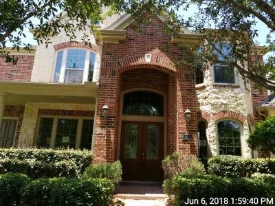 Cypress Single Family Home For Sale: 18626 Gail Shore Drive