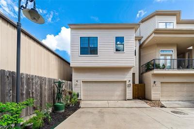 Houston Single Family Home For Sale: 908 Garden Oaks Terrace