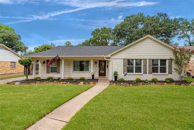 Houston Single Family Home For Sale: 10506 Timberwood Drive