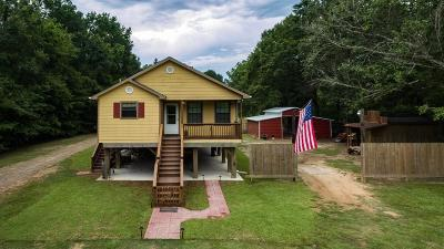 Conroe Farm & Ranch For Sale: 16252 Blanks Road