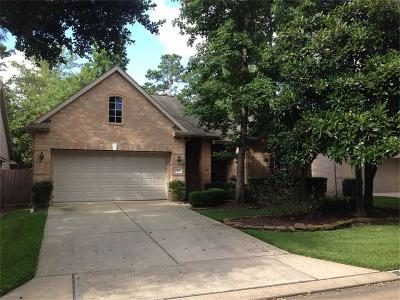 The Woodlands Single Family Home For Sale: 15 Coachman Ridge Place