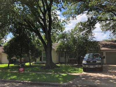 Houston Single Family Home For Sale: 11726 Kirkmeadow Drive
