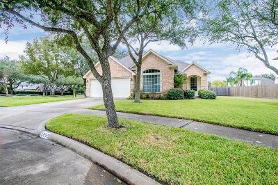 League City TX Single Family Home For Sale: $272,500