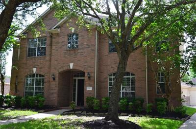 Missouri City Single Family Home For Sale: 2703 Creek Terrace Drive