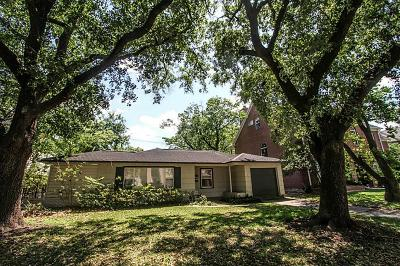 Bellaire Single Family Home For Sale: 4811 Wedgewood Drive