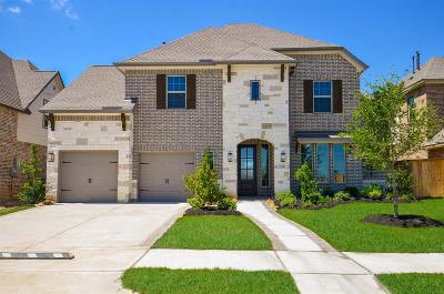 Katy TX Single Family Home For Sale: $387,978