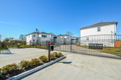Houston Single Family Home For Sale: 411 Yale Oaks Lane