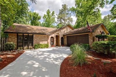 Kingwood Single Family Home For Sale: 2211 Spruce Lodge Drive