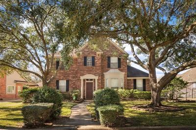Harris County Single Family Home For Sale: 1302 Rosemeadow Drive