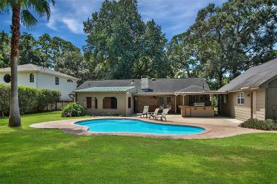 Tomball Single Family Home For Sale: 12710 Mutiny Lane