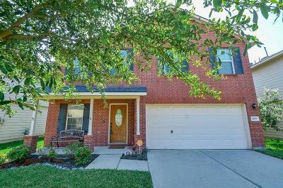 Katy Single Family Home For Sale: 3651 Bridgebluff Lane