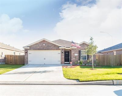 Humble Single Family Home For Sale: 8734 Leclaire Meadow Drive