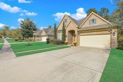 Conroe Single Family Home For Sale: 1606 Beau Rivage