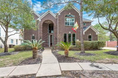 Katy Single Family Home For Sale: 6219 Canyon Trace Court