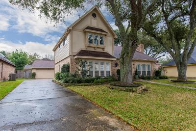 Sugar Land Single Family Home For Sale: 1002 Heron Way
