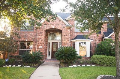 Katy Single Family Home For Sale: 3826 Gable Grove Lane