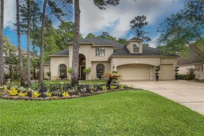 Spring Single Family Home For Sale: 51 S Taylor Point Drive