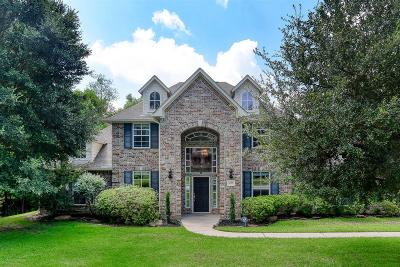 Conroe Single Family Home For Sale: 2255 Teas Crossing Drive