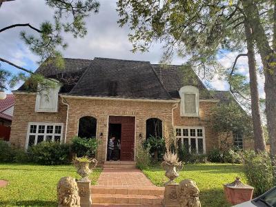 Single Family Home For Sale: 15715 Foxgate Court
