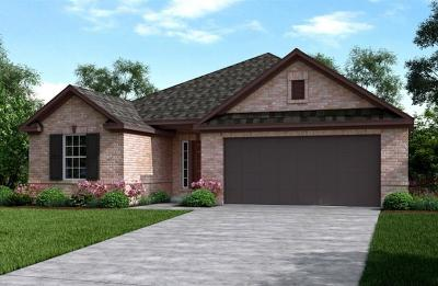 Conroe Single Family Home For Sale: 2811 Ridgecliff Court