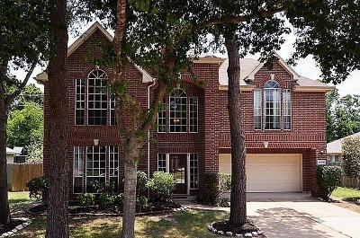 Cypress Single Family Home Pending: 14011 Cypress Falls Drive