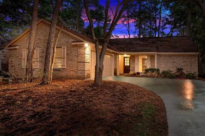 The Woodlands Single Family Home For Sale: 22 Lazy Morning Place