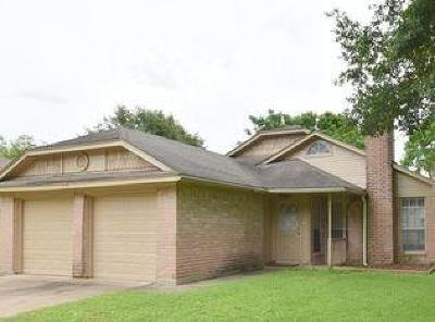 Katy Single Family Home For Sale: 6518 New World Drive