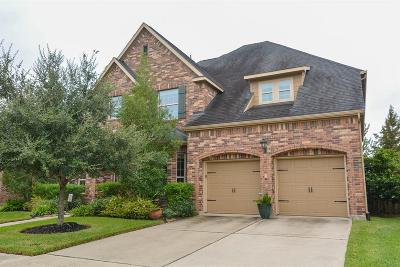Katy Single Family Home For Sale: 55 Azure Lake Court