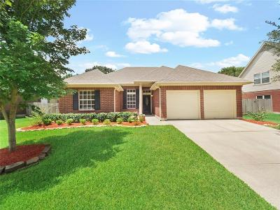 Single Family Home For Sale: 1203 Indian Autumn Trace