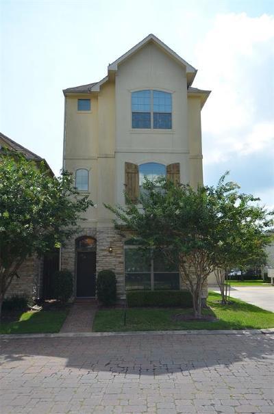 Single Family Home For Sale: 9103 Creekstone Lake Drive