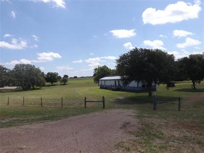 Hallettsville Single Family Home For Sale: 6573 Us Highway 77 N