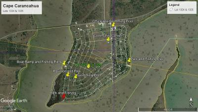 Palacios Residential Lots & Land For Sale: 1324-1325 Concho Drive