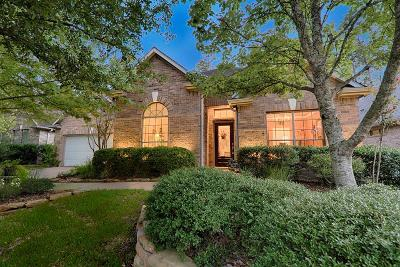 The Woodlands Single Family Home For Sale: 35 Overlyn Place