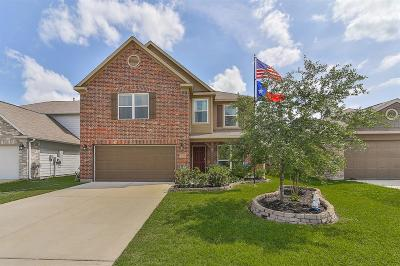 Conroe Single Family Home For Sale: 9926 Chimney Swift Lane