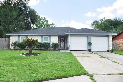 League City Single Family Home For Sale: 1404 Fife Court