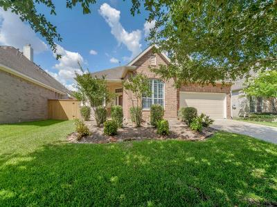 Katy TX Single Family Home For Sale: $324,000