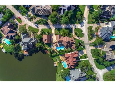 The Woodlands Single Family Home For Sale: 39 Leeward Cove Drive