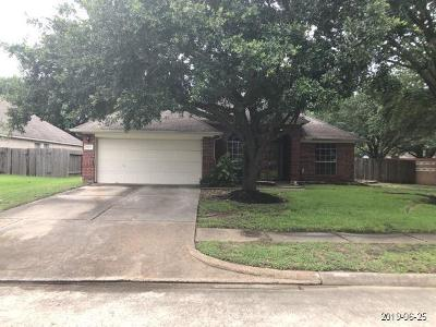 Houston Single Family Home For Sale: 10255 N Laurel Branch Drive