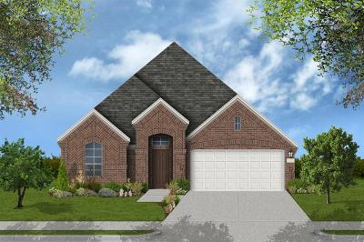 Katy Single Family Home For Sale: 2631 Country Lane