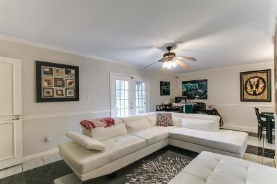 Houston Single Family Home For Sale: 11917 Barryknoll Lane