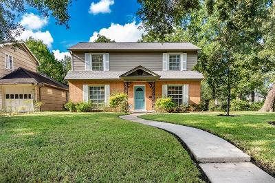 Houston Single Family Home For Sale: 4360 Fiesta Lane