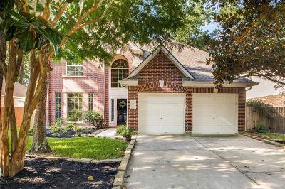 The Woodlands Single Family Home For Sale: 31 S Lace Arbor Drive