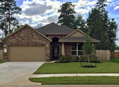 Conroe Single Family Home For Sale: 14049 Wolftrap